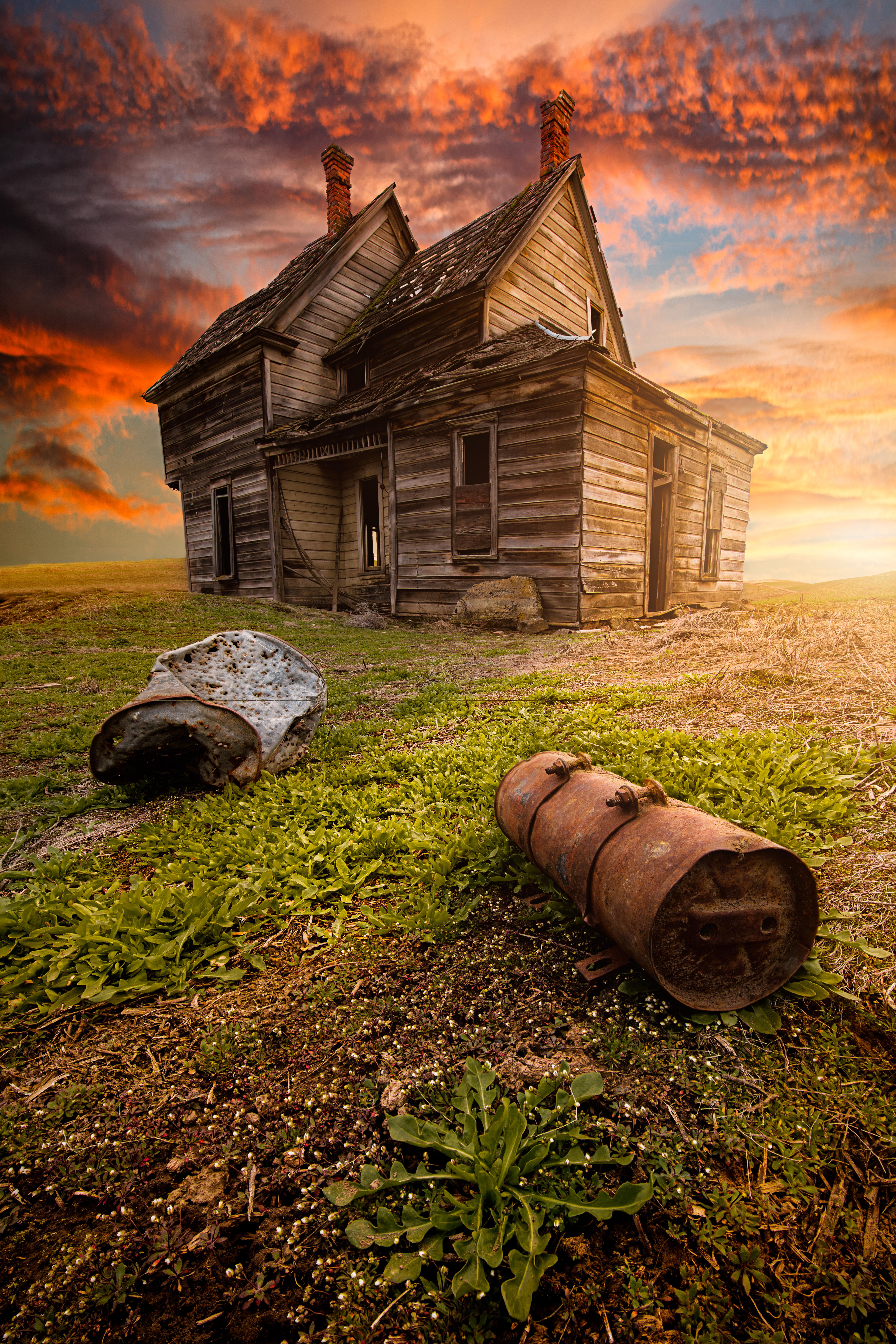 Nelson Homestead, Oregon