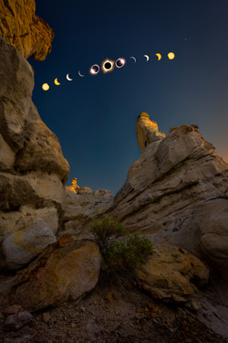 Wyoming Eclipse