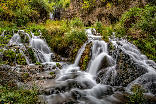 Roughlock Falls, South Dakota