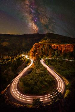 Rowena Crest, Oregon