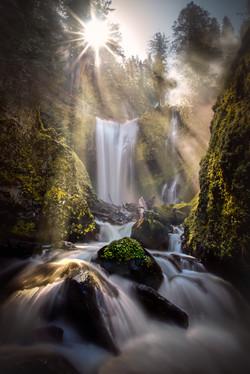 Falls Creek Falls Lower V8