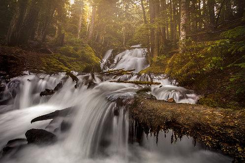Zigzag Falls, Oregon