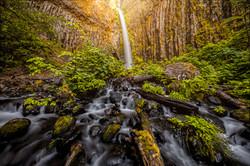 Dry Creek Falls LR