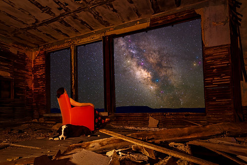 Schoolhouse Milkyway