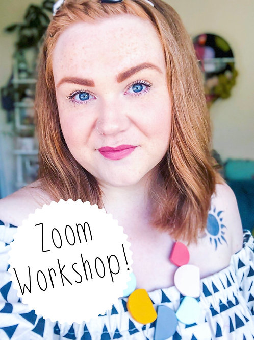 Online Zoom Workshop