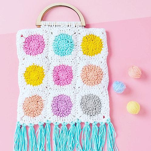 Summer Project Bag - Crochet Pattern