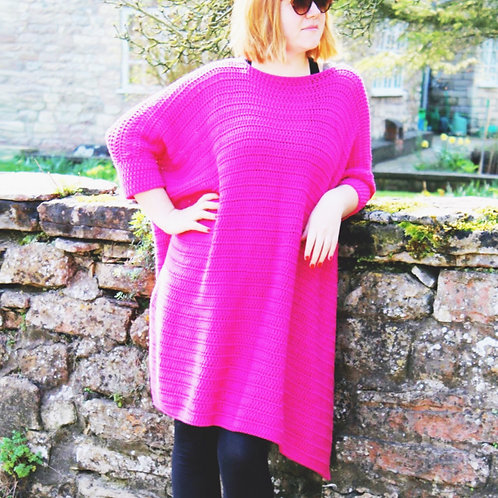 Essential Batwing Dress