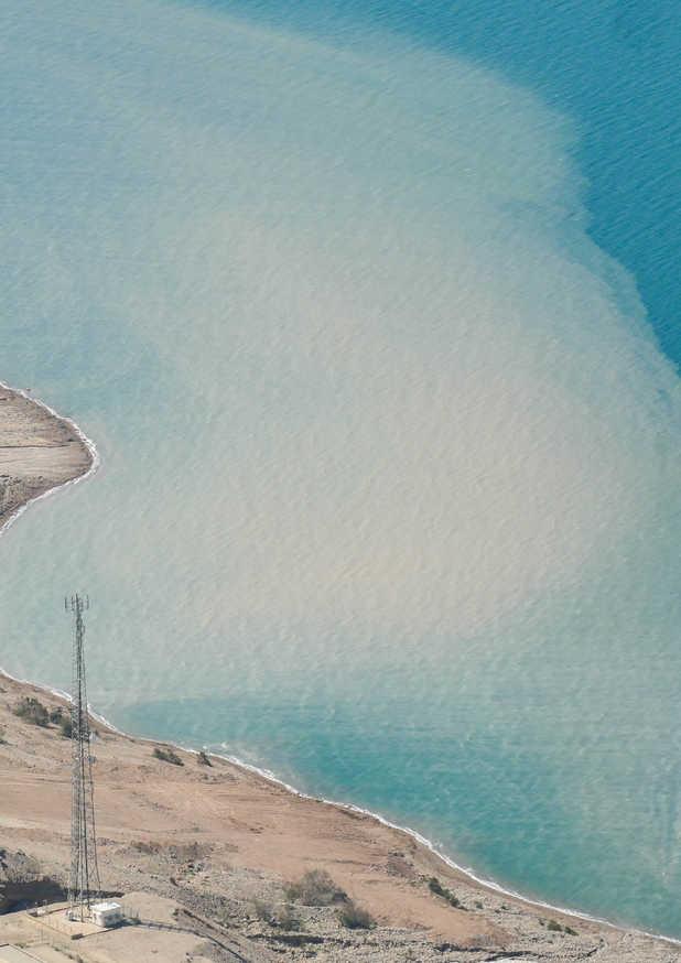 La mer morte - Jordanie