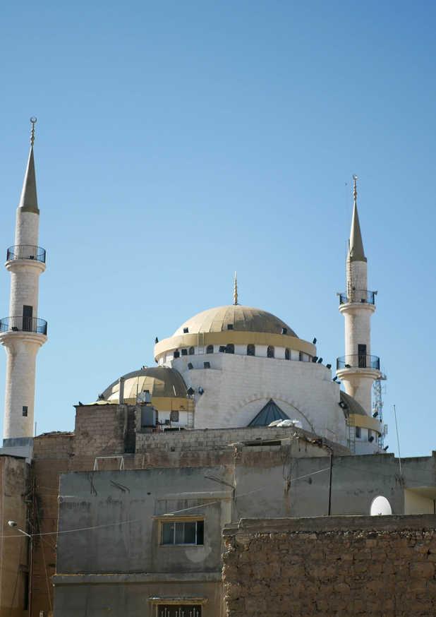 Mosquée - Jordanie