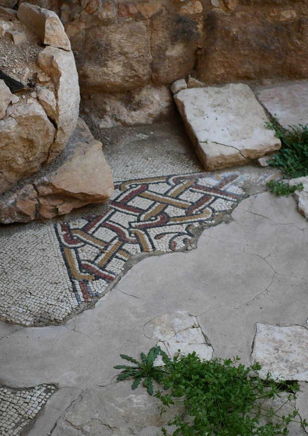 Ruines de Madaba - Jordanie