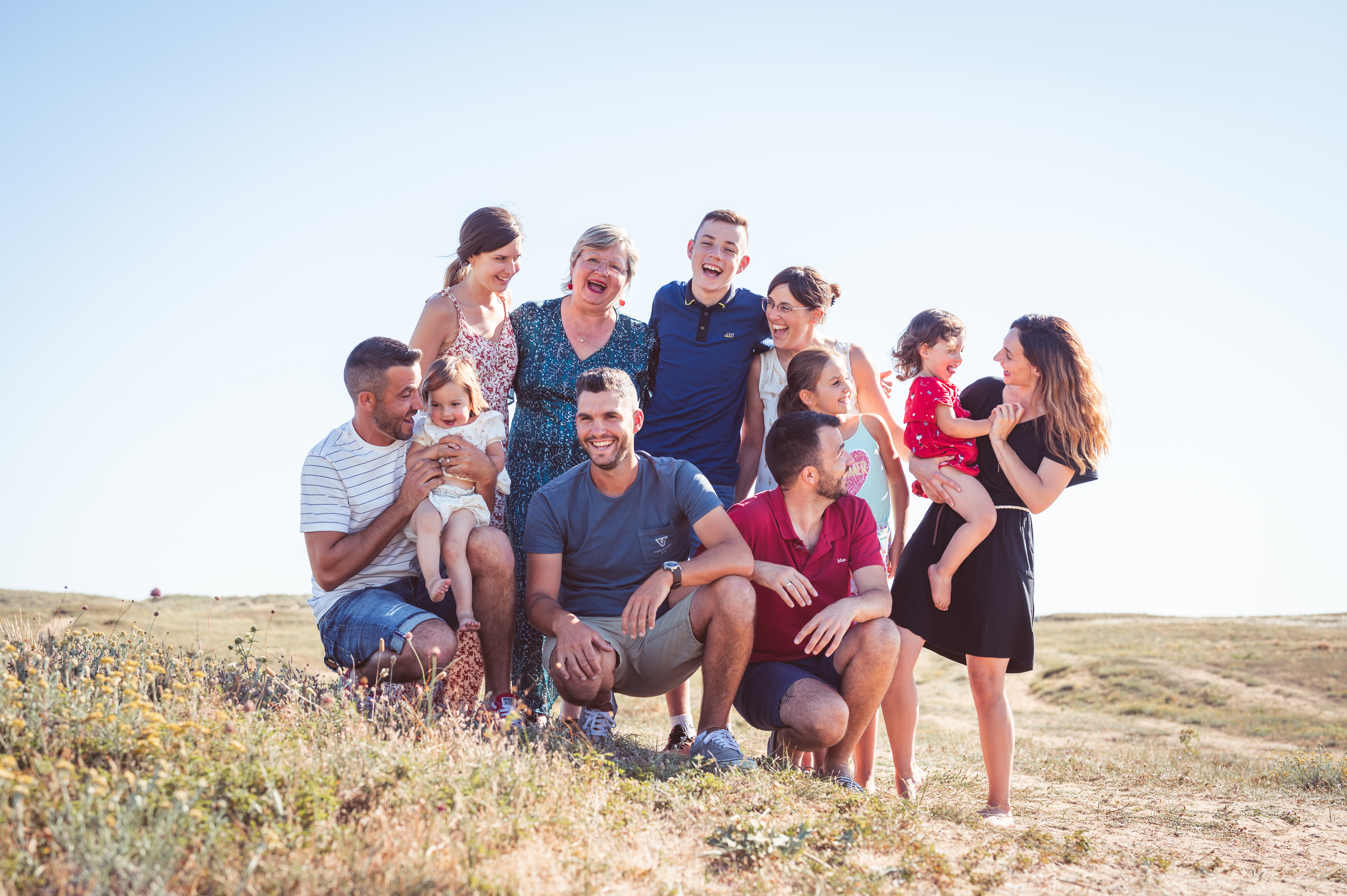 Séance photo Famille 1h