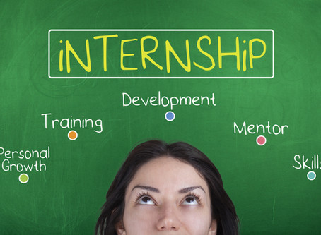 It's Internship Time — College Students Start Searching Now