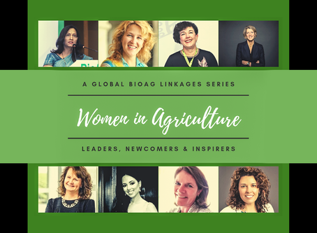 Women in Agriculture: Leaders, Newcomers & Inspirers