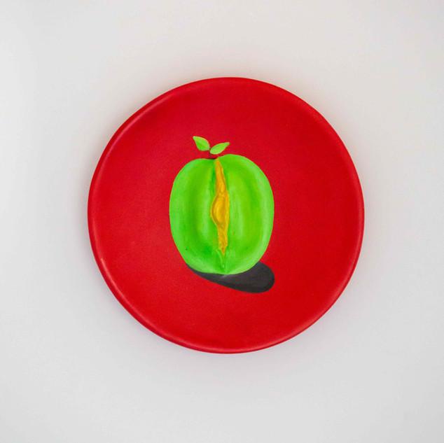 Forbidden_Fruit_apple_TheWomensArtLeague