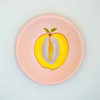 Forbidden_Fruit_peach_TheWomensArtLeague
