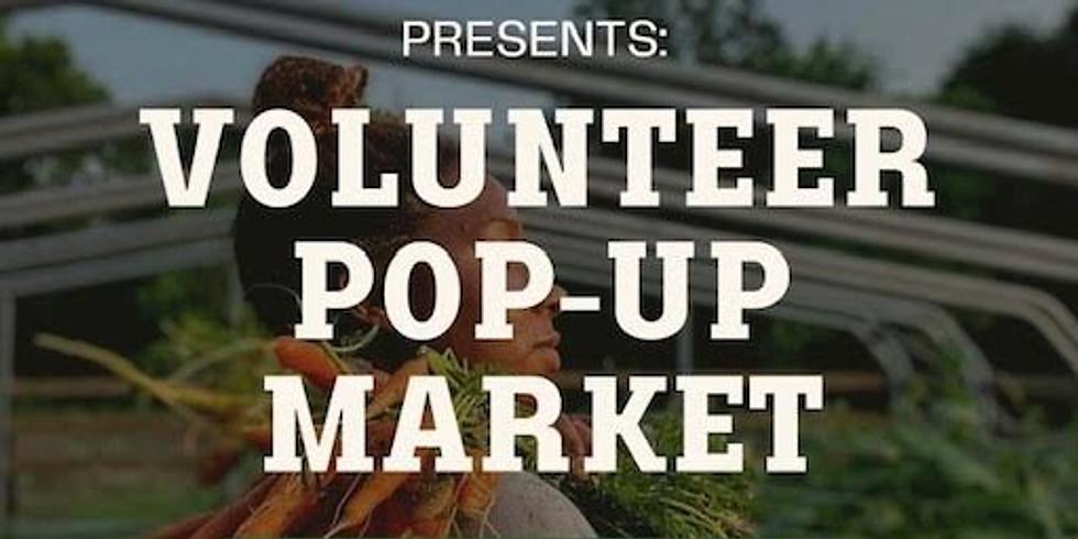 Every Dope Girl Volunteer Pop Up Market