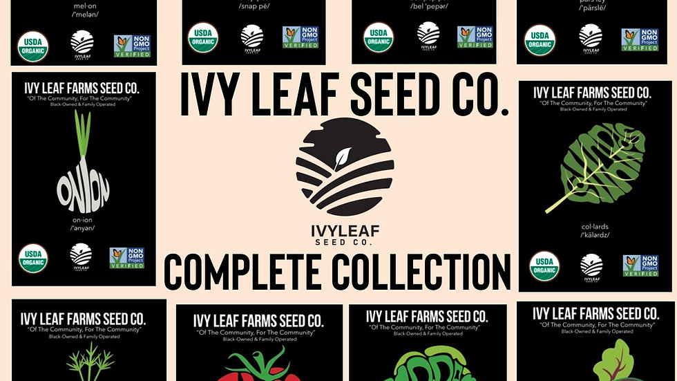 Complete Seed Collection - Limited