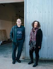 Gordon Glanz et Miriam Karp