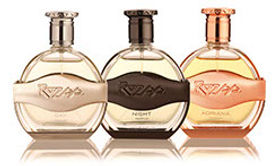 this is the ROZAYA fragrance collection