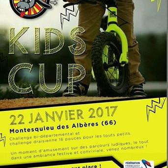 La première Kids cup du Team Axurit
