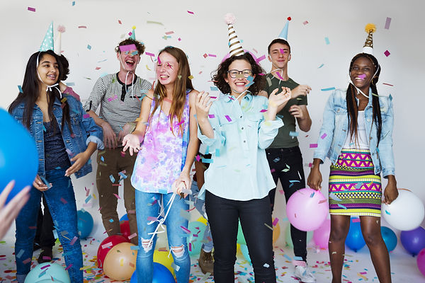 birthday party game ideas for teenagers.