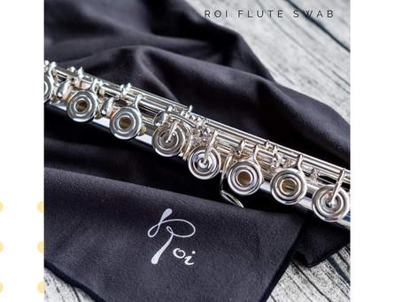 Roi Flute Swab |Roi樂器擦拭布