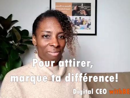 Marque ta différence !