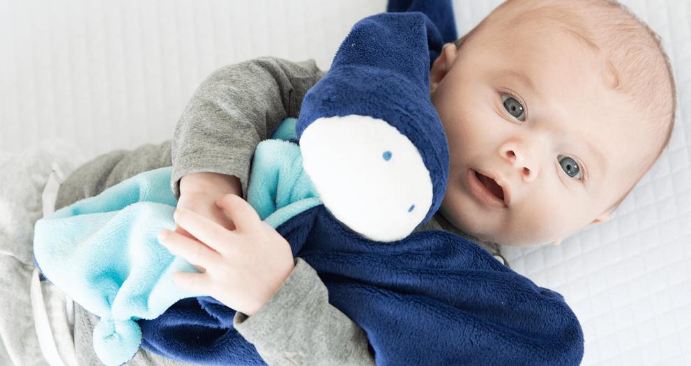 עלגת תינוק ג'ואי