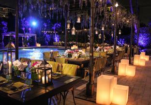 Dinner Ritz Carlton Key Biscayne