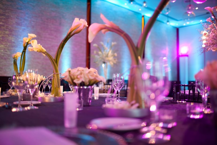 Modern Low Centerpieces