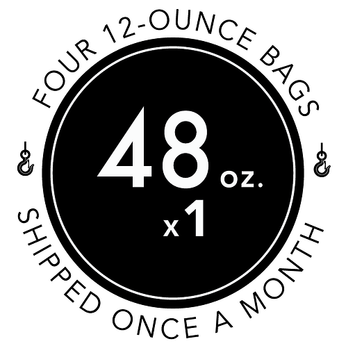 48oz | Monthly Subscription