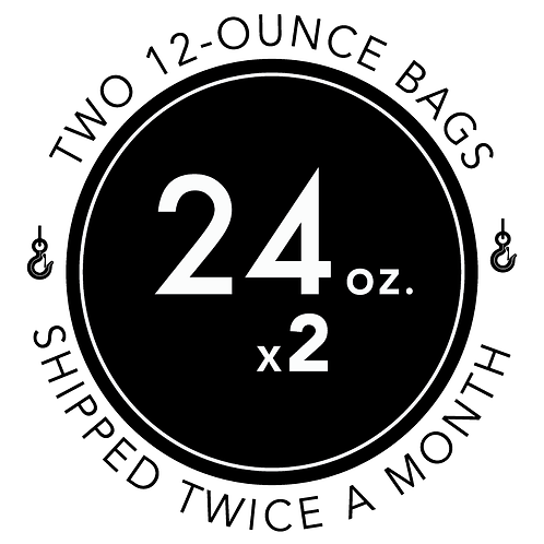 24oz Twice a Month | 48oz Monthly Subscription