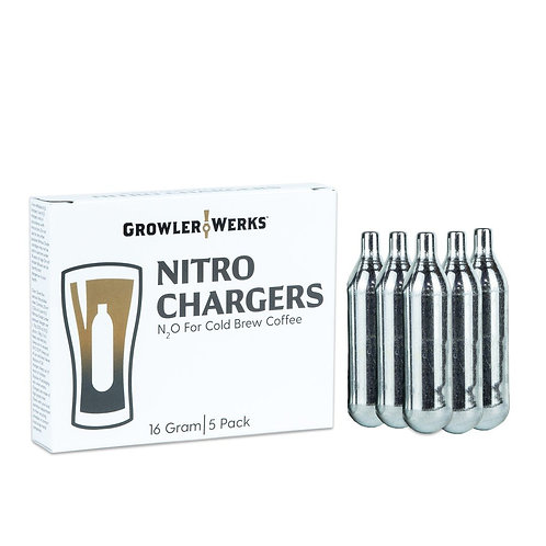 16g Nitro Chargers