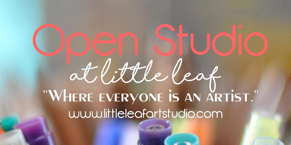 Open Studio $10