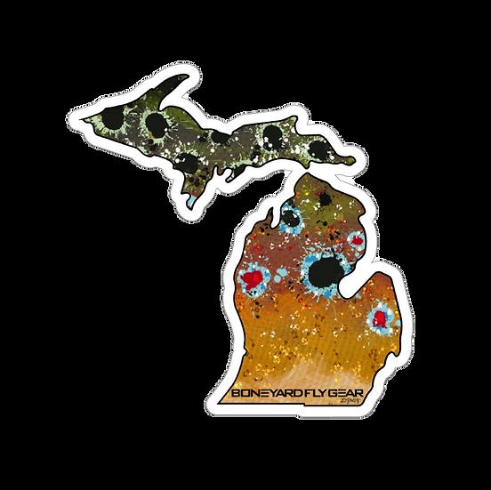 "5.5"" x 5.5"" Michigan Brown"