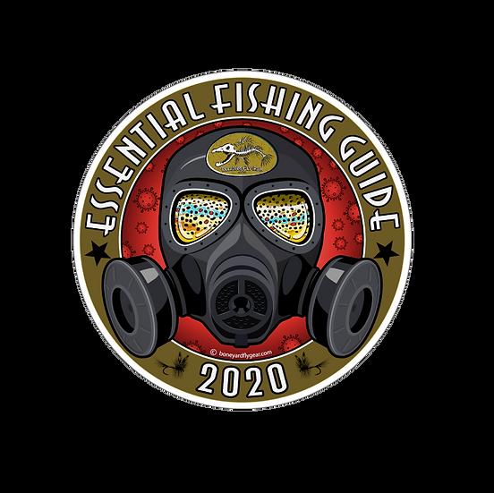 "4"" x 4"" Essential Fishing Guide 2020"