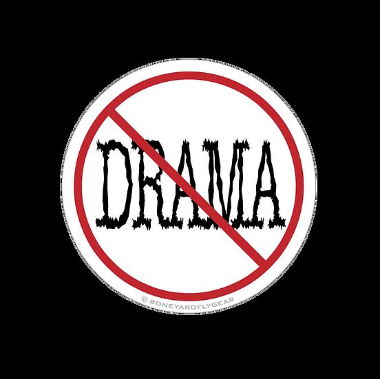 """4"""" x 4"""" No Drama"""