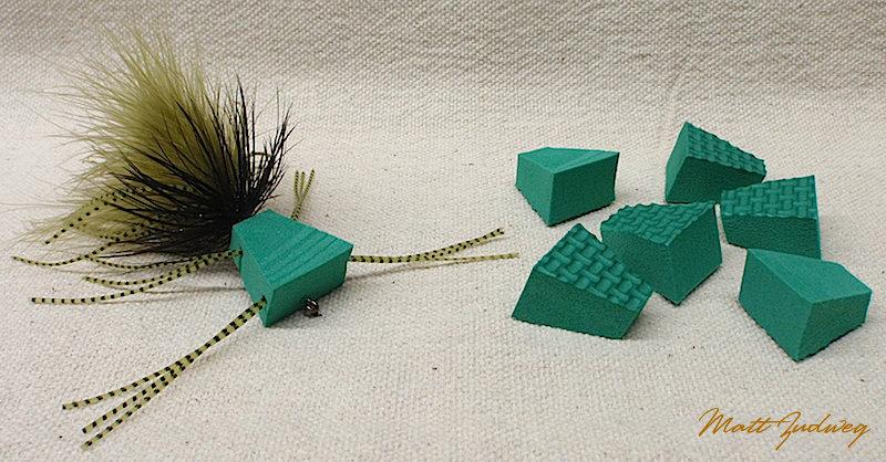 """6 pack """"Zudbubbler"""" Popper Bodies - Green"""