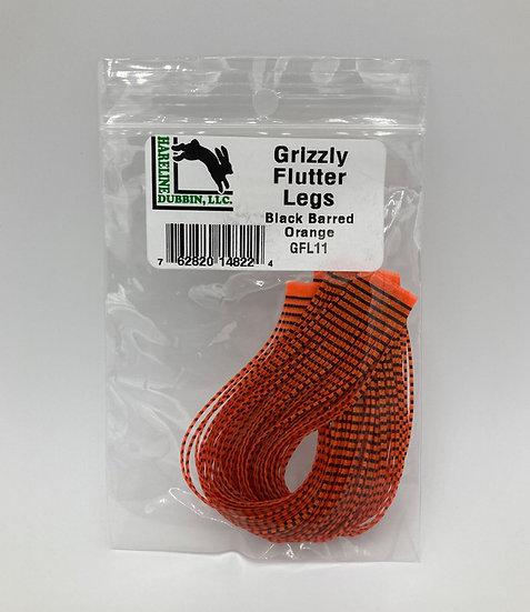 Orange flutter legs for Zuddy's Cicada X
