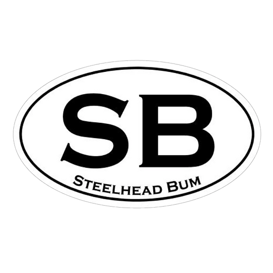 "3.5"" x 6"" SB - Steelhead Bum"