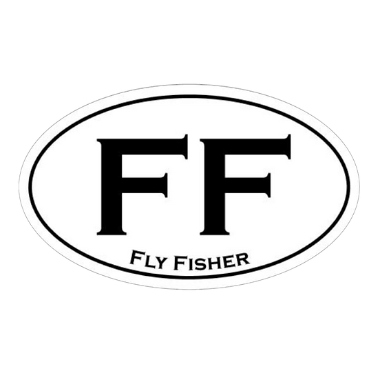 "3.5"" x 6"" FF - Fly Fisher"