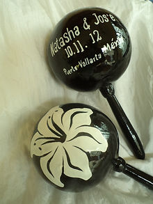 maracas flor de loto