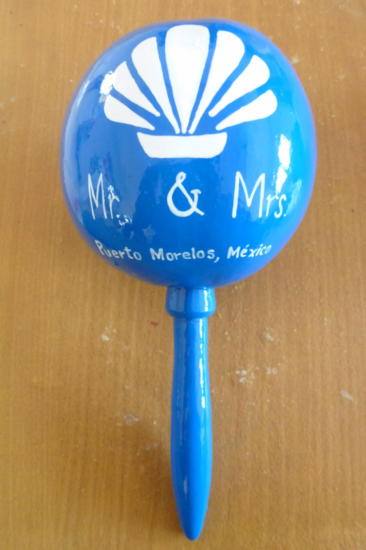 Concha de Mar  |  Mr and Mrs
