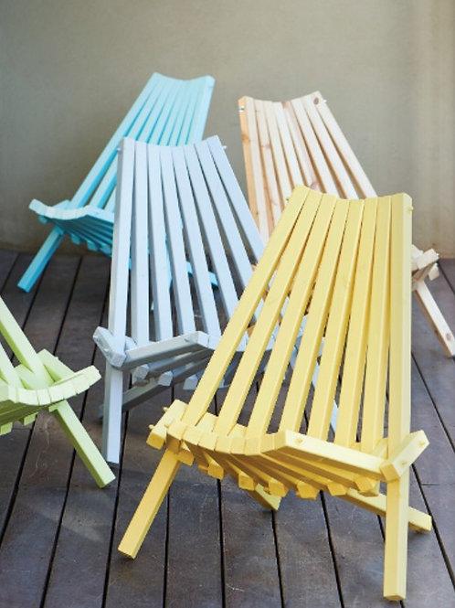 כסא גן מעוצב