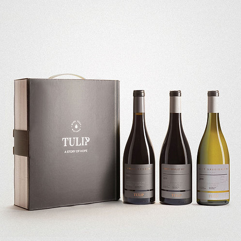 מארז 3 יינות