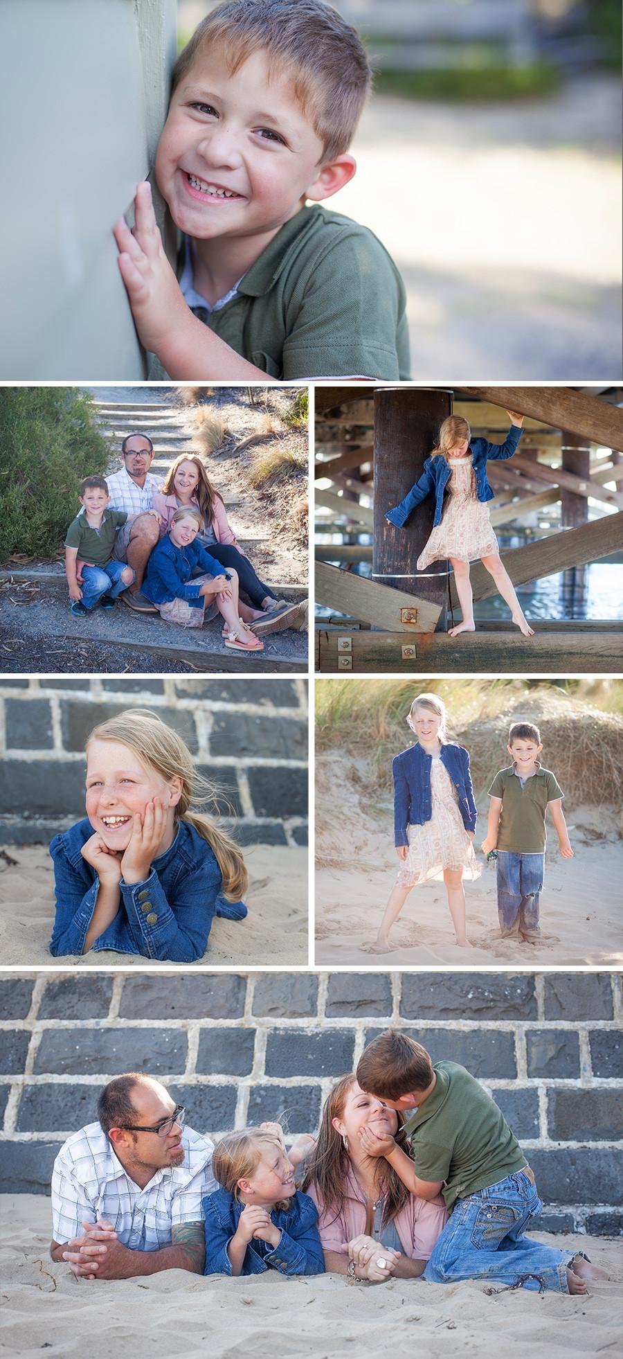 Family Beach Photography - Barwon Heads