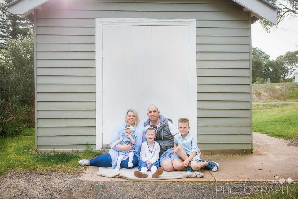 Family Photography Session - Barwon Heads