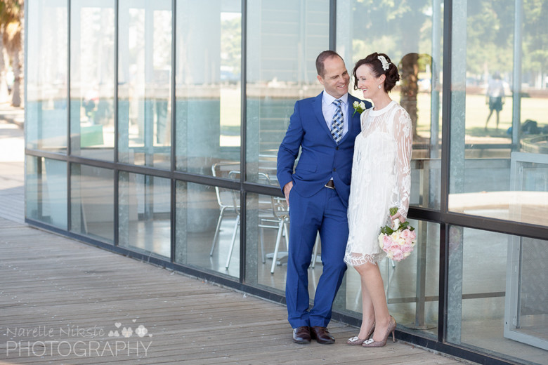 The Wedding that was....  (Geelong Waterfront)