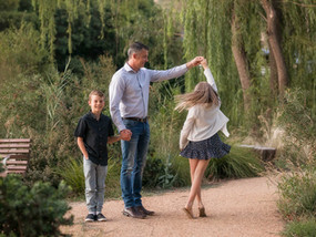 Feel your family connection ~ Wodonga Family Photographer