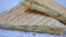 Brie Croque is een croque anders dan normaal. Net zoals alle speciale croques van foodtruck uit Brugge, De Croque Bar